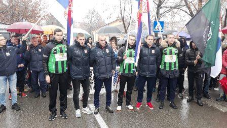 mitrovica-protest-sportista
