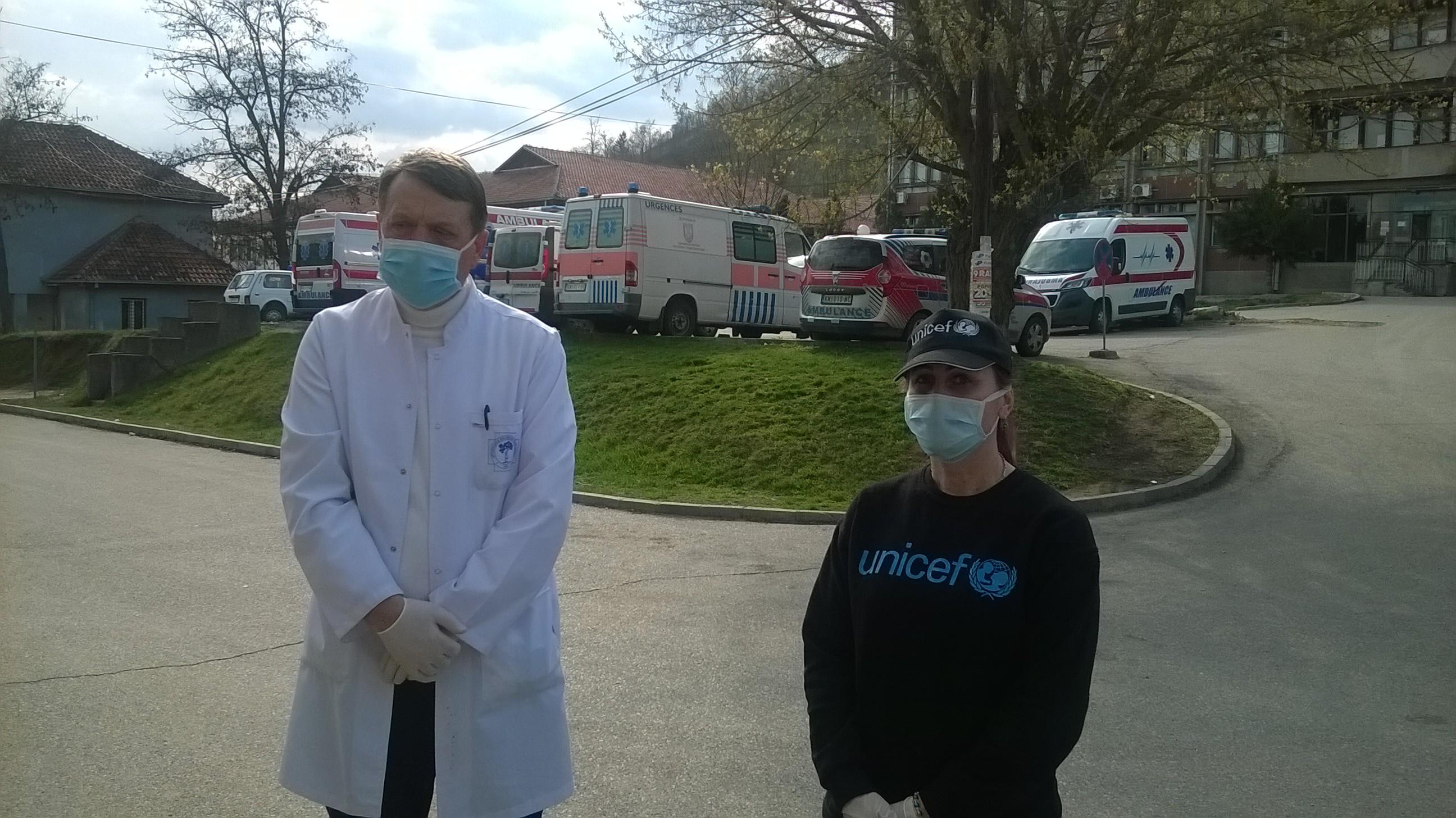 unicef-dodelio-kbc-kosovska-mitrovica-zastitnu-medicinsku-opremu