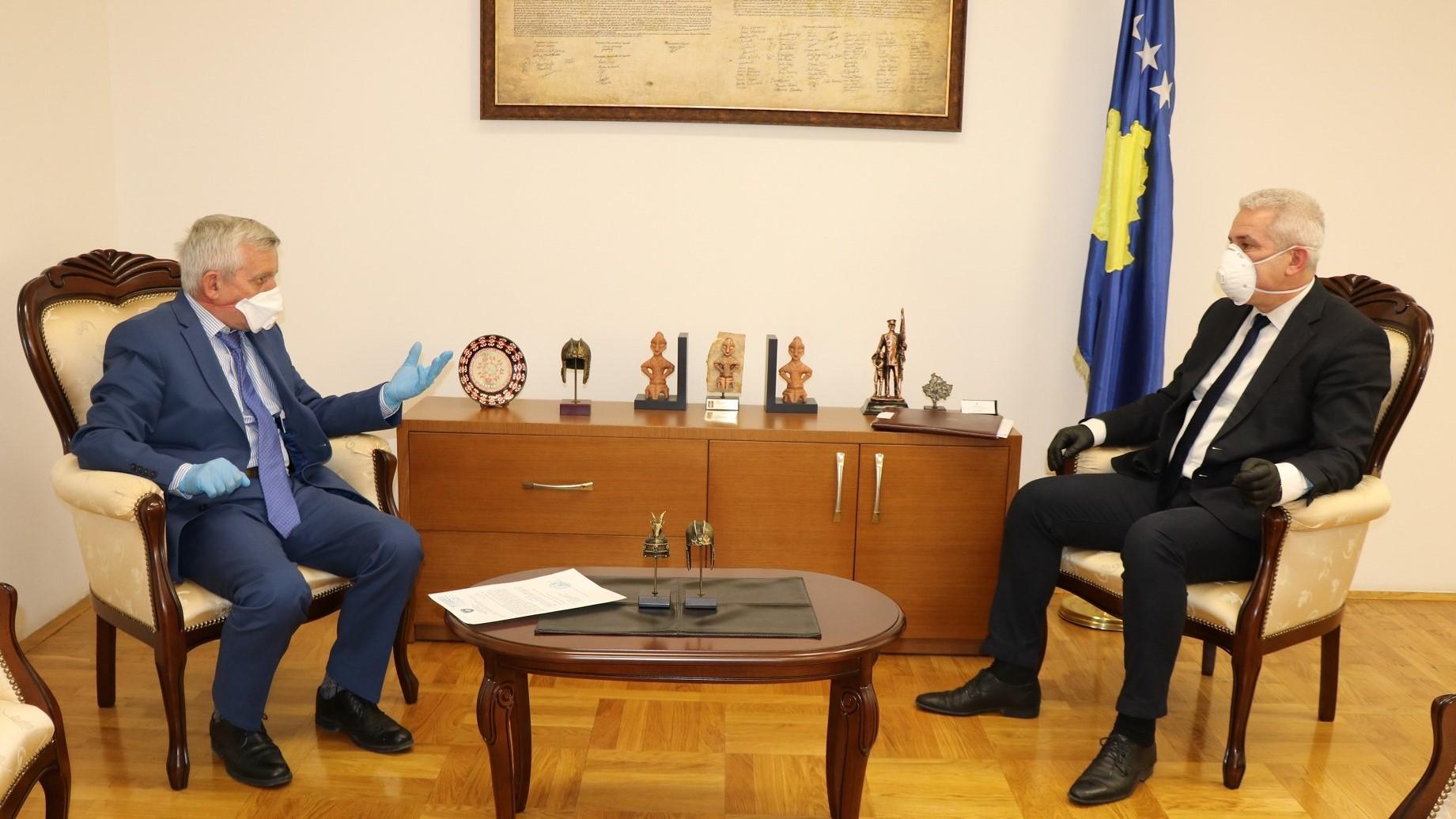 sveclja-i-mindozi-o-covid-19-i-saradnji-kosova-i-albanije