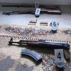 kosovo-polje-uhapsen-zbog-posedovanja-ilegalnog-oruzja