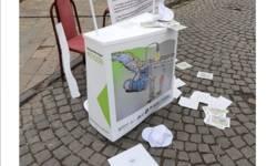 nvo-iz-prizrena-napadnuti-volonteri-i-demoliran-stand-za-potpisivanje-peticije-protiv-izgradnje-mhe