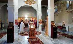 crkva-sv-nikole-u-pristini-prazna-zbog-zabrane-okupljanja