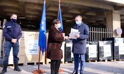 francuska-donirala-kosovu-medicinsku-opremu-kao-pomoc-u-borbi-protiv-covid-19
