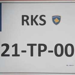 kosovski-mup-od-sutra-privremene-dozvole-za-tablice-u-centrima-za-registraciju